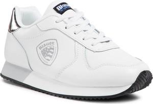Buty sportowe dziecięce Blauer Usa dla dziewczynek sznurowane