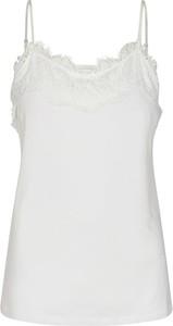 Bluzka Numph z dekoltem w kształcie litery v