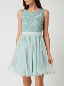 Sukienka Jake*s z okrągłym dekoltem bez rękawów mini