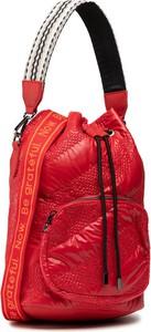 Czerwona torebka Desigual