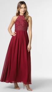 Sukienka Laona bez rękawów gorsetowa
