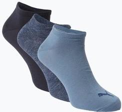 Niebieskie skarpety puma