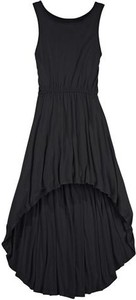 Czarna sukienka dziewczęca colors for life