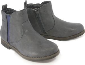 Buty dziecięce zimowe Wojtyłko na zamek