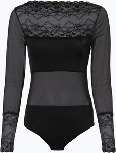 Czarne body Vila w stylu casual