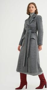 Płaszcz BGN z wełny