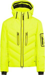 Żółta kurtka Bogner krótka