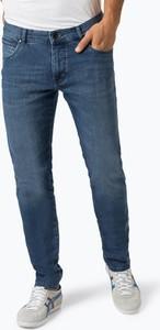 Niebieskie jeansy Bugatti