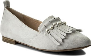 Lordsy caprice - 9-24202-20 lt grey suede 201