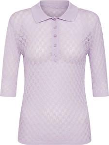 Bluzka EDITED z długim rękawem z tkaniny