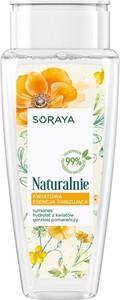 Soraya, naturalnie kwiatowa esencja tonizująca, Rumianek & Kwiat Pomarańczy, 200 ml
