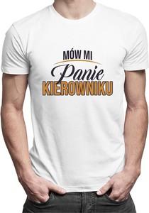 T-shirt Koszulkowy z nadrukiem z krótkim rękawem