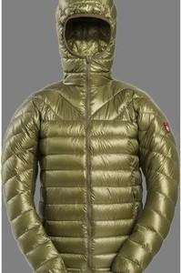 Zielona kurtka Pajak Sport w stylu casual