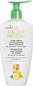 Collistar, Special Perfect Body, Revitalizing Elasticizing Oil-Cream, rewitalizująco-uelastyczniający olejek-krem do ciała, 400 ml