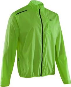 Zielona kurtka kalenji