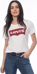 T-shirt Levis z okrągłym dekoltem