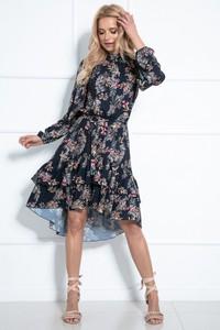 Sukienka Fobya asymetryczna w stylu casual