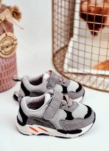 Buty sportowe dziecięce Apawwa na rzepy