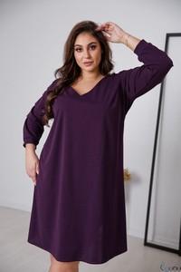 Sukienka tono.sklep.pl z długim rękawem mini oversize