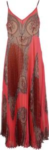 Czerwona sukienka Twinset