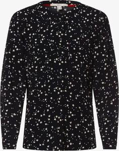 Czarna bluzka Esprit w stylu casual