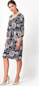 Sukienka Molton z zamszu