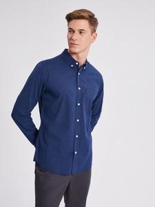 Koszula Diverse z długim rękawem w stylu casual