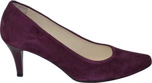 0e807fc6 fioletowe szpilki deichmann - stylowo i modnie z Allani