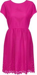 Różowa sukienka Tommy Hilfiger