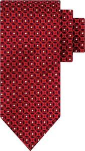 Czerwony krawat Joop! Collection