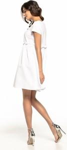 Sukienka Tessita z krótkim rękawem z okrągłym dekoltem