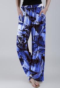 Niebieskie spodnie Cikelly