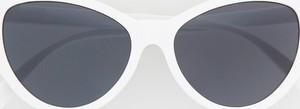 Reserved - Okulary przeciwsłoneczne - Biały