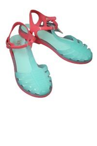 Buty dziecięce letnie Igor dla dziewczynek na rzepy