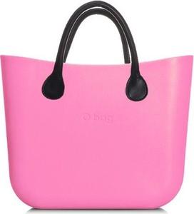 Różowa torebka O Bag