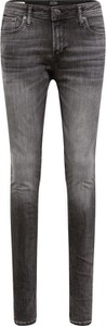 Czarne jeansy Jack & Jones w street stylu