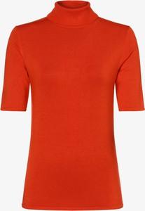 Czerwony sweter S.Oliver Black Label w stylu casual