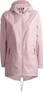 Różowa kurtka Outhorn długa w stylu casual