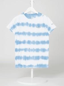Koszulka dziecięca Pepe Jeans dla chłopców z bawełny w paseczki