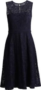 Sukienka Dorothy Perkins mini z okrągłym dekoltem rozkloszowana