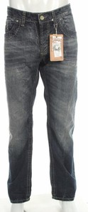 Niebieskie jeansy Camp David