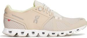 Buty sportowe On Running z płaską podeszwą sznurowane