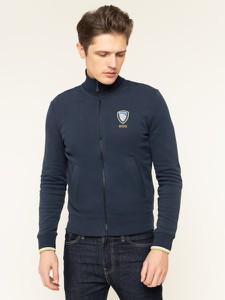 Granatowa bluza Blauer