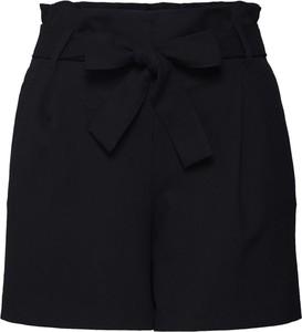 Czarne szorty Only w stylu klasycznym