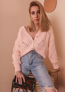 Sweter Latika w stylu casual z wełny