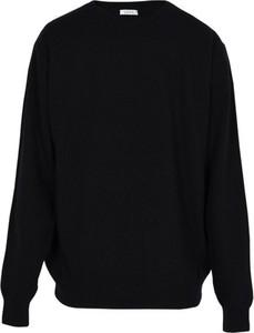 Sweter Veva z okrągłym dekoltem w stylu casual