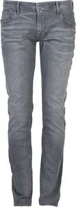 Jeansy ubierzsie.com w stylu casual z tkaniny