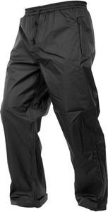 Czarne spodnie Highlander