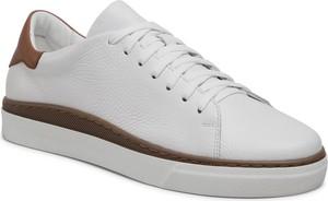 Sneakersy RYŁKO - IDWT01 BI201 Biały/Brązowy 6YG