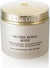 Lancôme Lancome, Nutrix royal, Odżywczy krem do ciała dla skóry suchej i wrażliwej, 200 ml